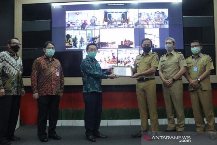 KASN berikan penghargaan merit sistem manajemen ASN kepada Pemkot Bogor