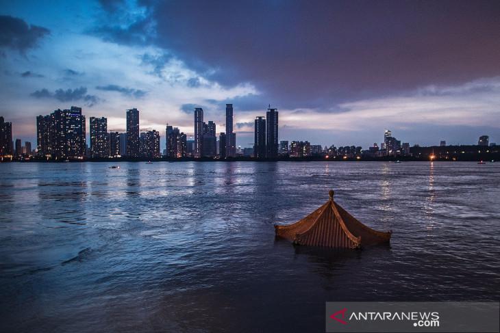 Banjir Hubei, 21 tewas dan empat hilang