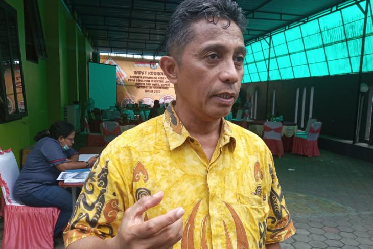 KPU Papua Barat dorong realisasi anggaran Pilkada tujuh daerah
