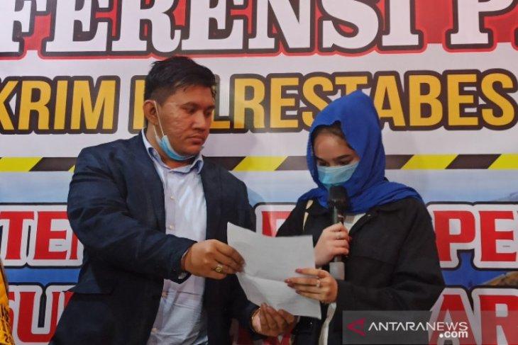 Dua orang ditetapan sebagai tersangka, kasus prostitus artis FTV  Hana Hanifa