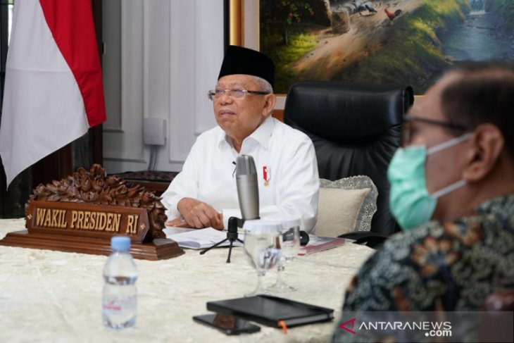 VP Amin hopes COVID-19 vaccine would become available mid-2021
