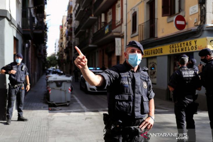 Polisi Spanyol dan Italia tangkap 106 orang dalam penyergapan mafia