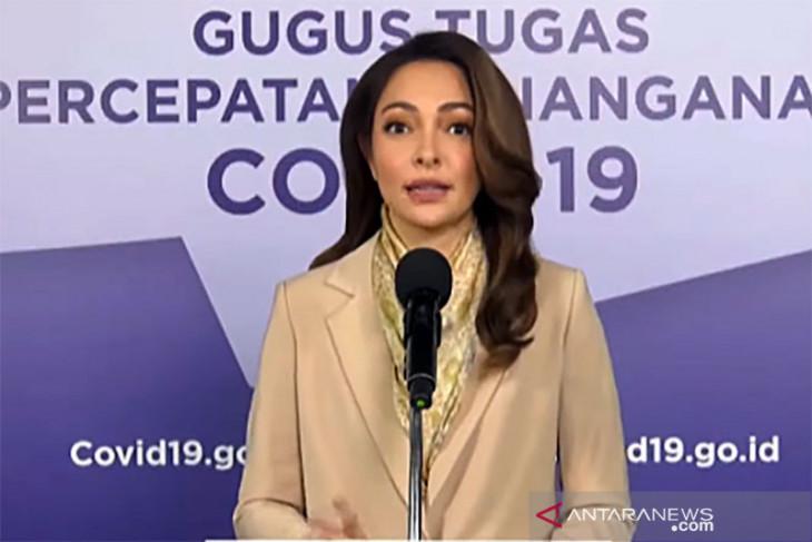 Pemirsa TV akan kehilangan Dokter Reisa di podium Gugus Tugas Penanganan COVID-19