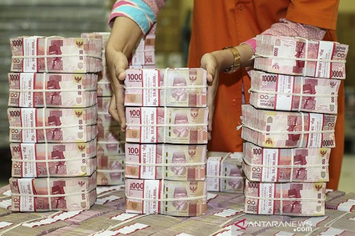 Indonesia's money supply rose 10.5 percent in July 2020: BI