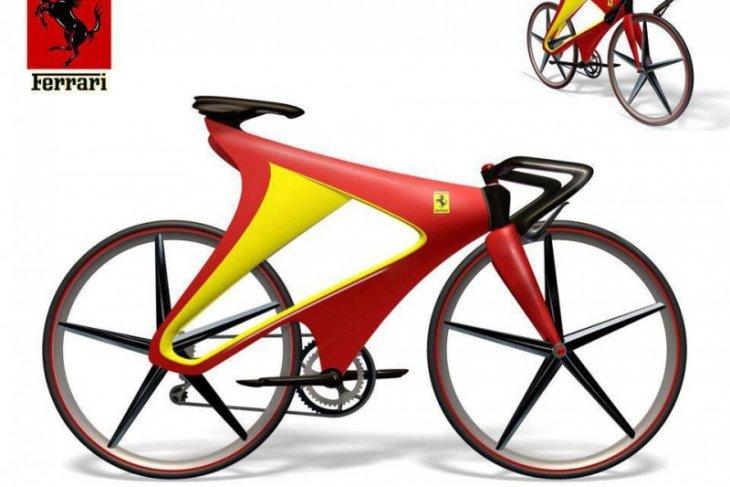 Deretan sepeda
