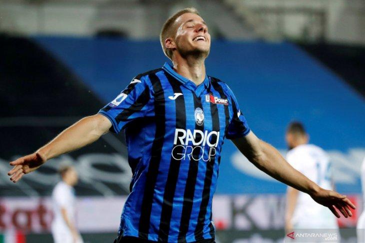 Liga Italia: trigol Pasalic bawa Atalanta ke peringkat dua
