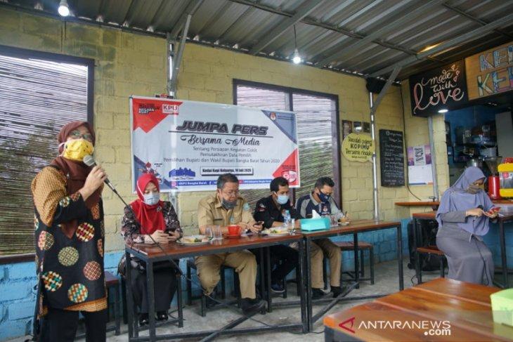 KPU Bangka Barat siapkan 400 TPS untuk Pilkada 2020