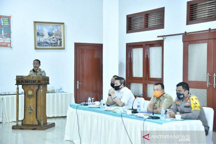 Pemerintah Kabupaten Bangka ubah lahan bekas tambang menjadi sawah