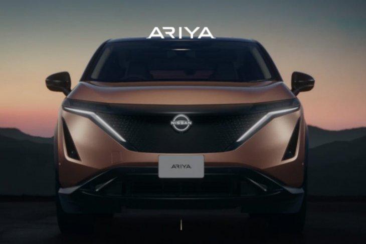 Nissan Ariya dirilis, unggulkan nilai