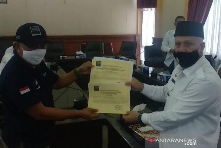 Pemkab Aceh Tengah resmi tambah tiga lagi resi gudang kopi Gayo