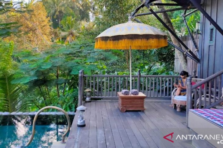 Capella Ubud terpilih jadi hotel terbaik sedunia
