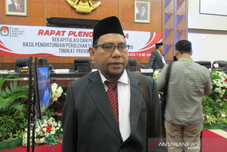 KIP: Anggaran Pilkada Aceh masih dalam pembahasan