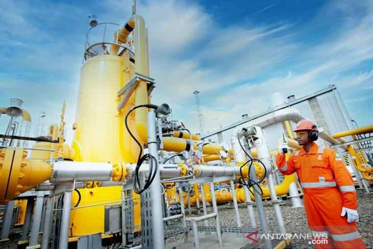 Harga gas turun, potensi pendapatan negara naik Rp3,25 triliun