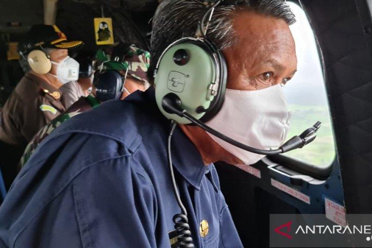 Governor, Minister Hadimuljono observe North Luwu's disaster-hit zone