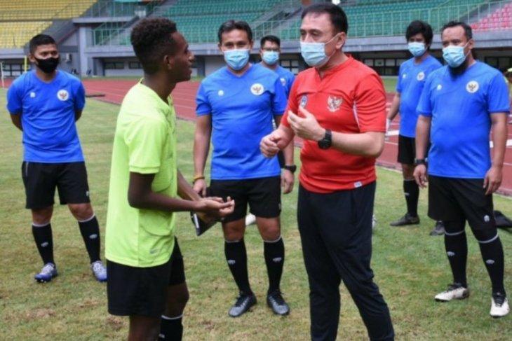 PSSI gelar seleksi tahap kedua  timnas U-16