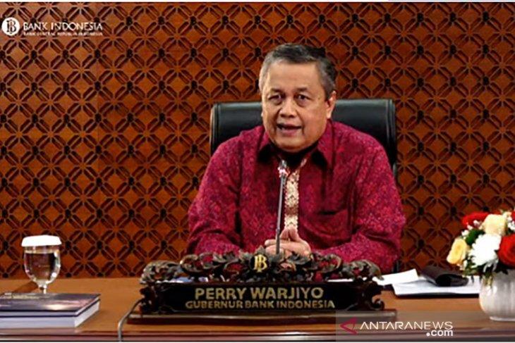 Gubernur BI optimis kuartal IV 2020 ekonomi Indonesia tumbuh positif