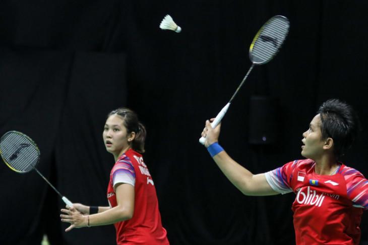 Ganda putri Fadia/Ribka mantapkan keunggulan Indonesia menjadi 4-0