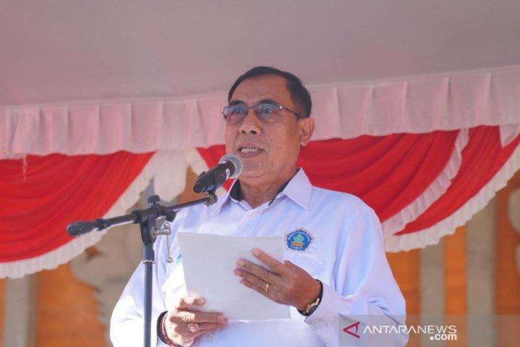 Rektor Undiksha ajak civitas kampus terus lawan narkoba