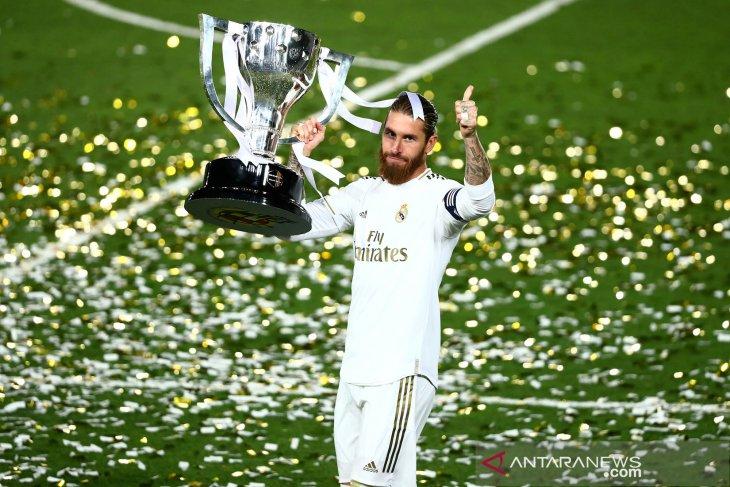 Ringkasan Liga Spanyol saat Real Madrid pastikan juara