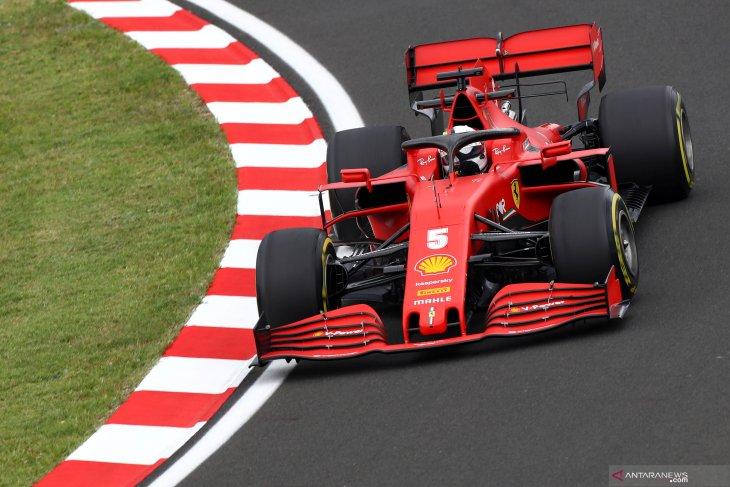 Rumor Sebastian Vettel ke Racing Point semakin santer