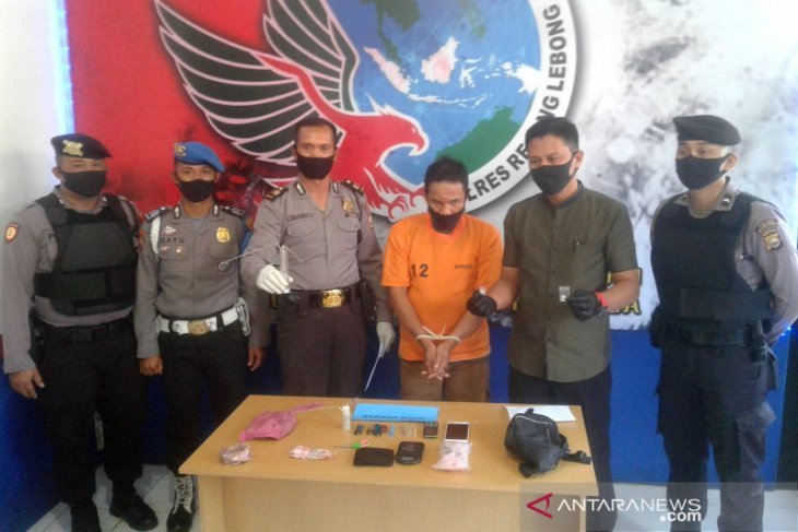 Perajin gula aren di Rejang Lebong ditangkap jual narkoba