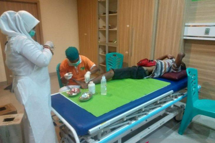 Four dead, three injured as flooding, landslide hit Sorong