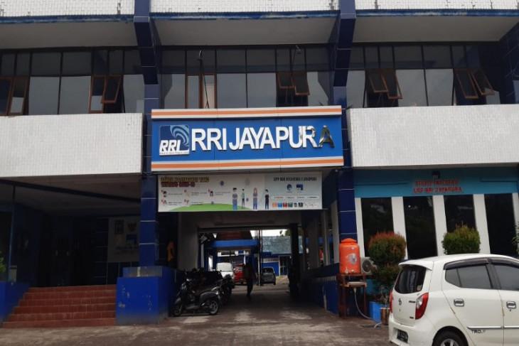 Zona merah COVID-19, RRI Jayapura hentikan siaran