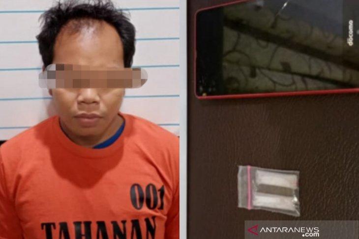 Dua paket sabu ditemukan dalam celana warga HST
