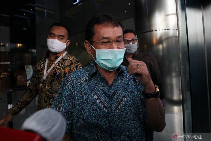 KPK eksekusi mantan Bupati Bogor Rachmat Yasin ke Lapas Sukamiskin