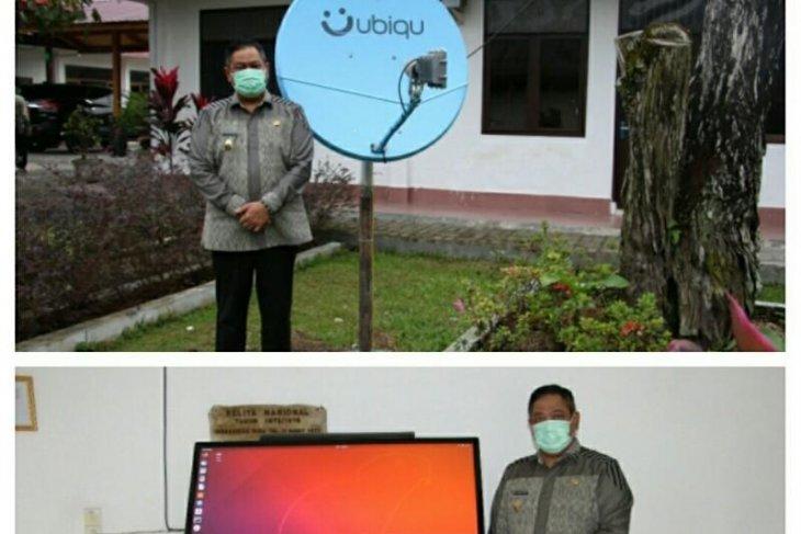 Pendeteksi dini gempa dan tsunami dipasang di Dairi