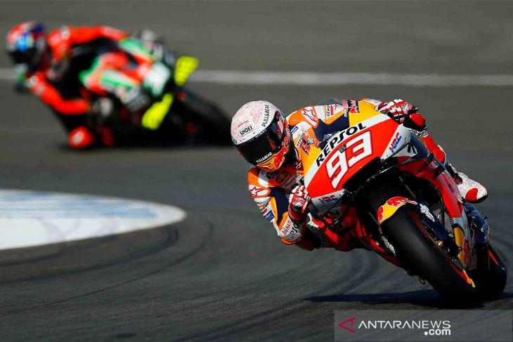 Ini kondisi terkini Marquez jelang GP Andalusia