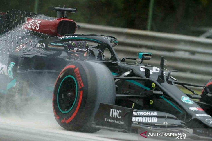 Formula 1: Hamilton ingin tetap membalap setidaknya tiga tahun lagi