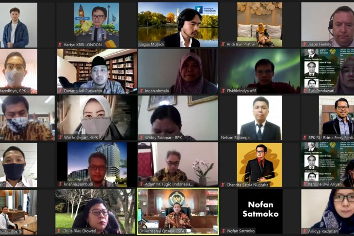 Penanganan Indonesia atasi COVID-19 tarik perhatian Inggris