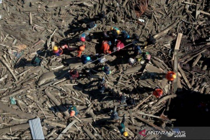 Tim SAR temukan tiga jenazah,  jumlah  korban meninggal banjir Luwu Utara jari 36 orang