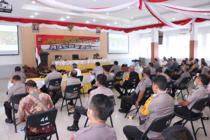 Itwsum Polri:  261 objek perlu diberi tanggapan di Polda Papua