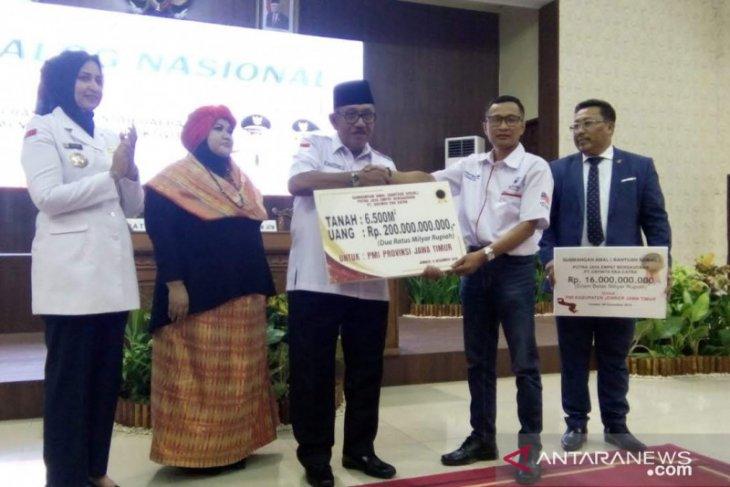 PMI Jember juga jadi korban penipu calon pembeli rumah Anang-Ashanty