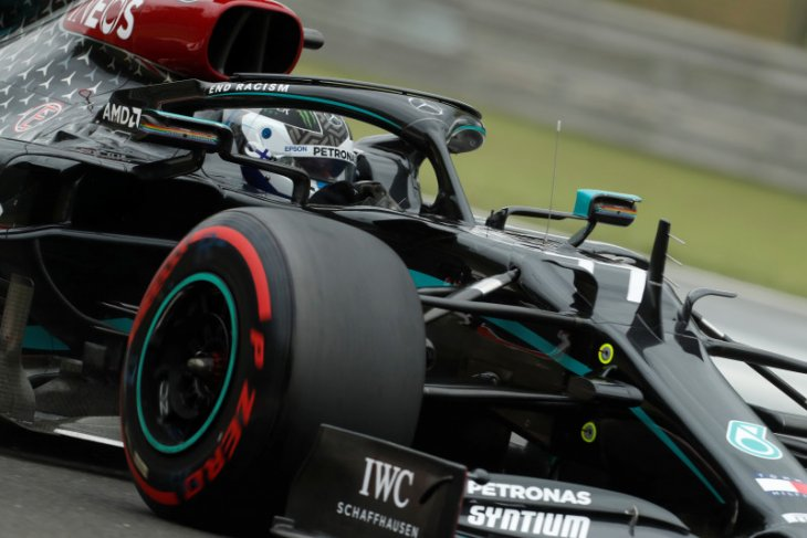 Valtteri  Bottas ungguli Hamilton di sesi latihan terakhir GP Hungaria