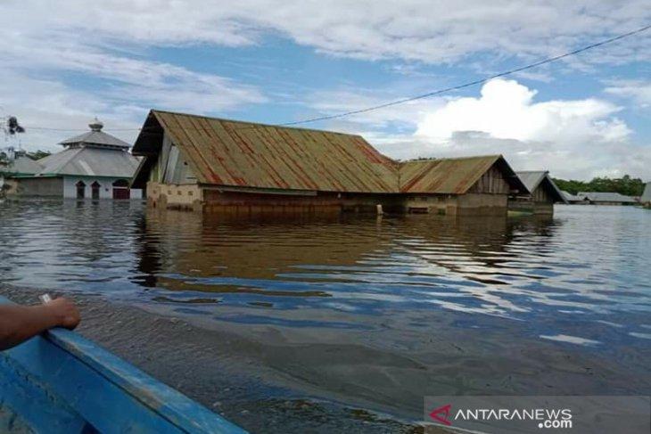 Banjir Konawe meluas ke 50 desa, 3.114 jiwa mengungsi