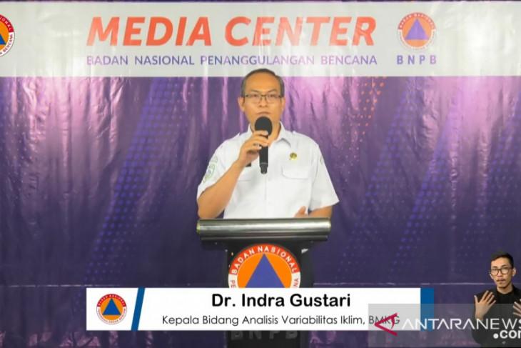 BMKG: 64 persen wilayah Indonesia masuki kemarau