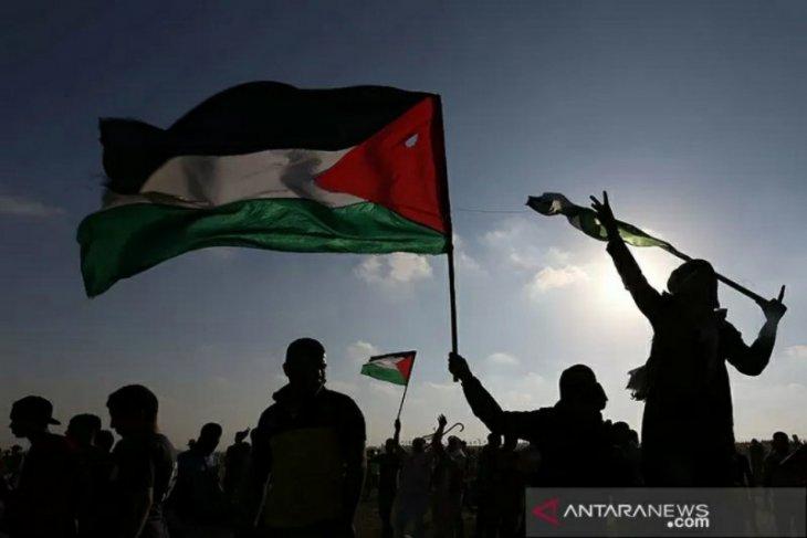 Sejarah pembagian wilayah Palestina dan Israel
