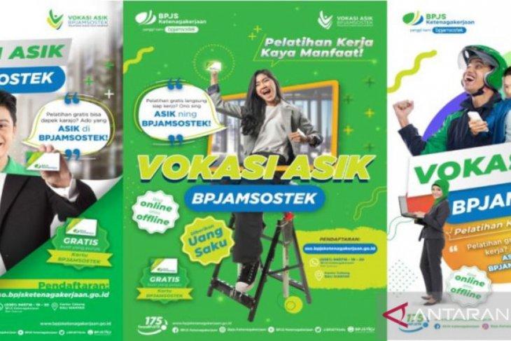 BPJAMSOSTEK Gianyar adakan pelatihan gratis bagi pekerja korban PHK