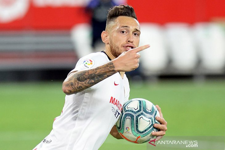 Kalahkan tim kasta kedua, Sevilla ke semifinal Copa del Rey