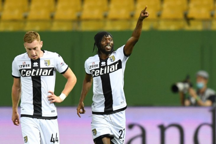 Dua gol Gervinho antar Parma taklukkan Genoa
