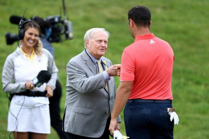 Legenda golf Jack Nicklaus mengaku pernah terpapar COVID-19 dan sembuh