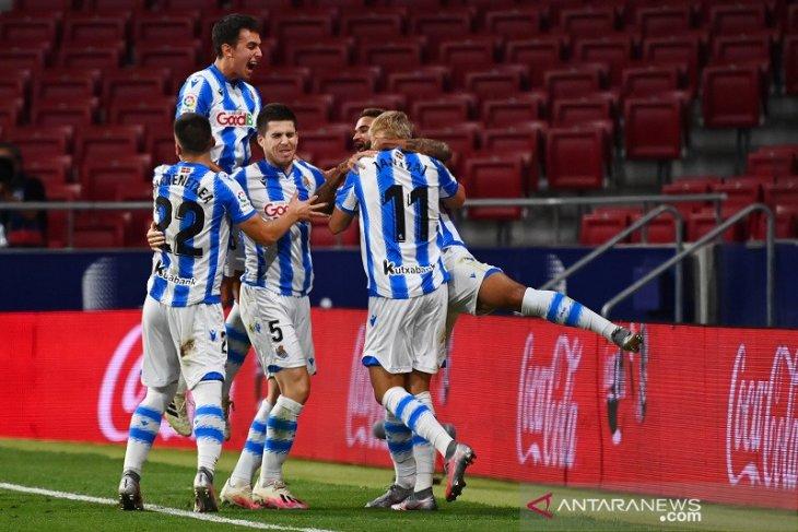 Imbangi Atletico, Sociedad rebut tiket fase grup Liga Europa