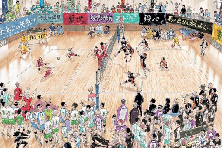 Serial manga