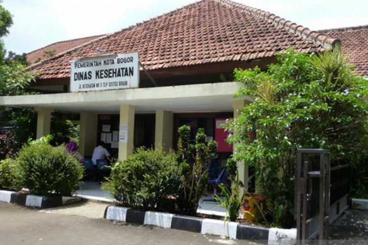 Tingkat kesembuhan kasus positif COVID-19 di Kota Bogor turun jadi 69,91 persen