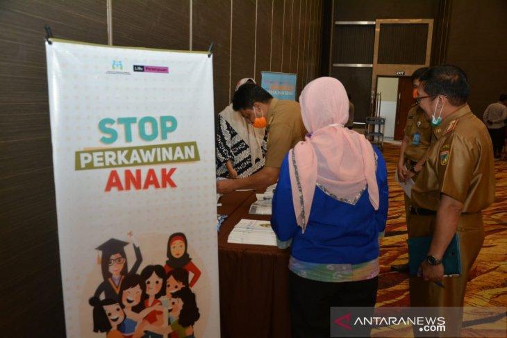 Pencegahan perkawinan anak dukung penurunan