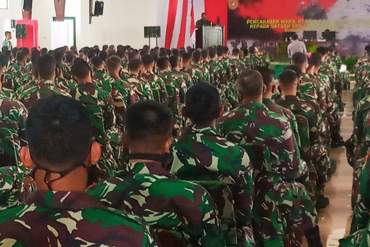 36 prajurit TNI positif COVID-19 di Manokwari