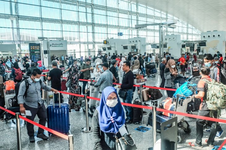 Nearly 1,000 Indonesians repatriated from Brunei Darussalam